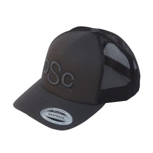 Retro Trucker Cap, dark grey